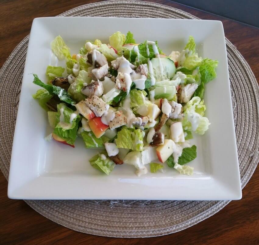 ensalada waldorf receta